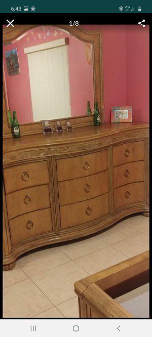 Queen bedroom set from El Dorado for Sale in Westlake, FL