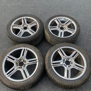 Rims 17 5 Lugs for Sale in Fort Lauderdale, FL