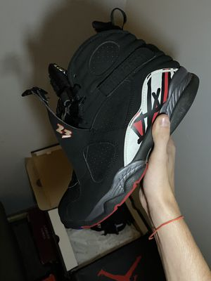Jordan Retro 8 Playoffs Size 10.5 100% Authentic Clean for Sale in Indianapolis, IN