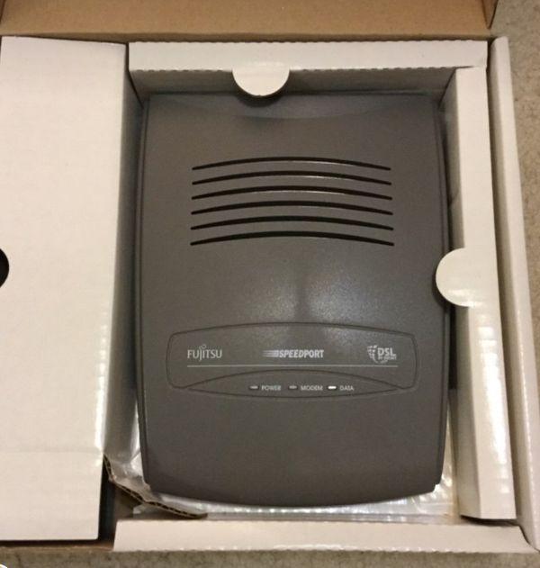 Brand new DSL Modem