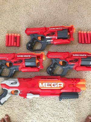Mega nerf gun pack for Sale in Portland, OR
