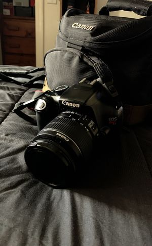 Canon Rebel T3, Good Condition for Sale in Mesa, AZ