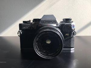 Olympus om10 film camera for Sale in Arlington, VA
