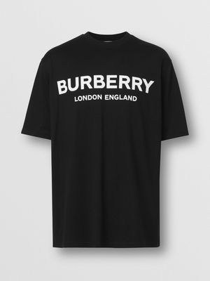 Burberry Logo Print Cotton T-shirt , small and medium for Sale in Miami Beach, FL