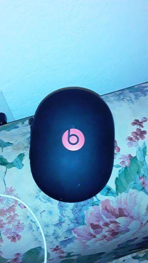 Black wireless & bluetooth studio beats by dre headphones for Sale in St. Petersburg, FL