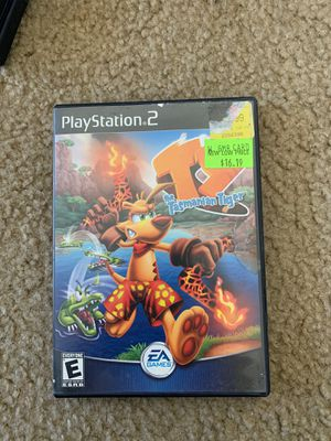 Tasmanian Tiger PS2 for Sale in Gilroy, CA