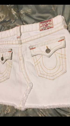 Size 28 true religion skirt womens for Sale in Sacramento, CA