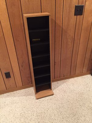Storage Unit for Video Games and DVD's for Sale in Naperville, IL