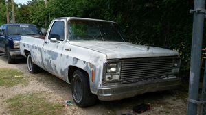 1980 chevy c10 for Sale in Dallas, TX