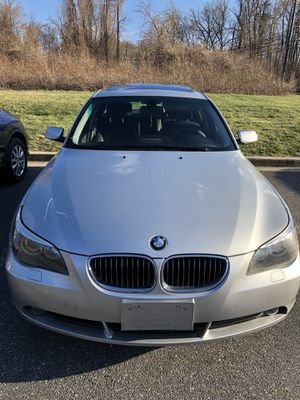 2006 BMW 5 Series for Sale in Fort Washington, MD