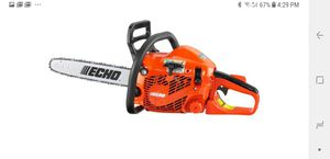 Echo Chainsaw/Chain Saw for Sale in Salt Lake City, UT