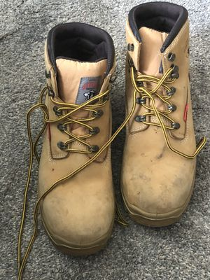 Steel toe boots for Sale in Pittsburgh, PA