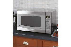 Ge profile stainless steel microwave for Sale in Seattle, WA