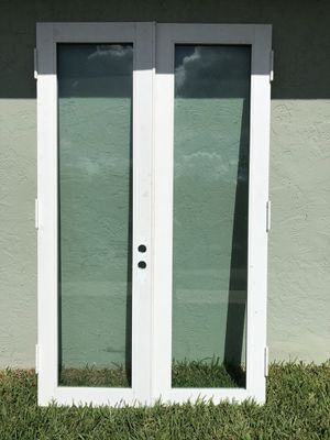 PGT Impact Glass French Door for Sale in Miami, FL