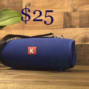Bluetooth Wireless Rechargeable Speaker KEUS for Sale in Santa Fe Springs, CA