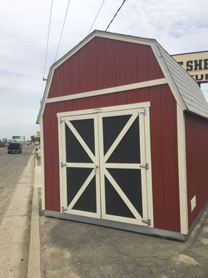 Premier Tall Barn Tuff Shed for Sale in Visalia, CA