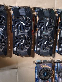 6 Video Cards for Sale in Poulsbo,  WA