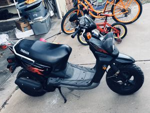 Yamaha 50cc scooter for Sale in San Angelo, TX