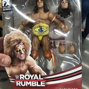 Royal Rumble Ultimate Warrior for Sale in Lynwood, CA