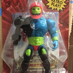 Masters Of The Universe Trap Jaw New Unpunched Action Figure for Sale in Hialeah, FL