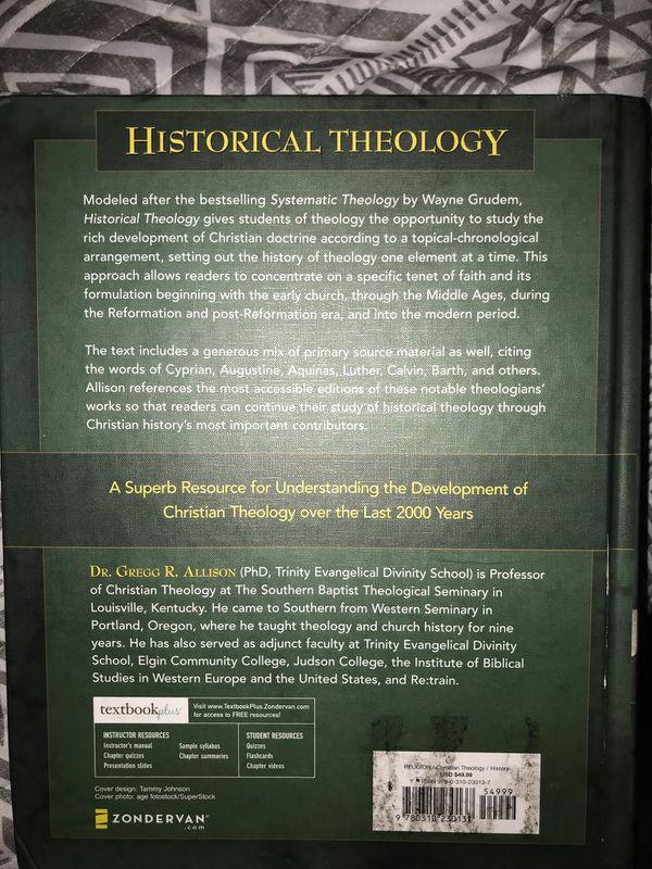 Historical theology