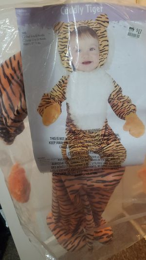 Tiger baby costume for Sale in Upland, CA