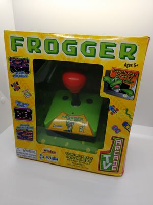 Frogger Classic Arcade Plug and Play TV Game Ages 5+ Sealed New for Sale in Tampa, FL