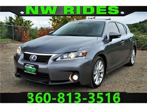 2012 Lexus CT 200h for Sale in Bremerton, WA