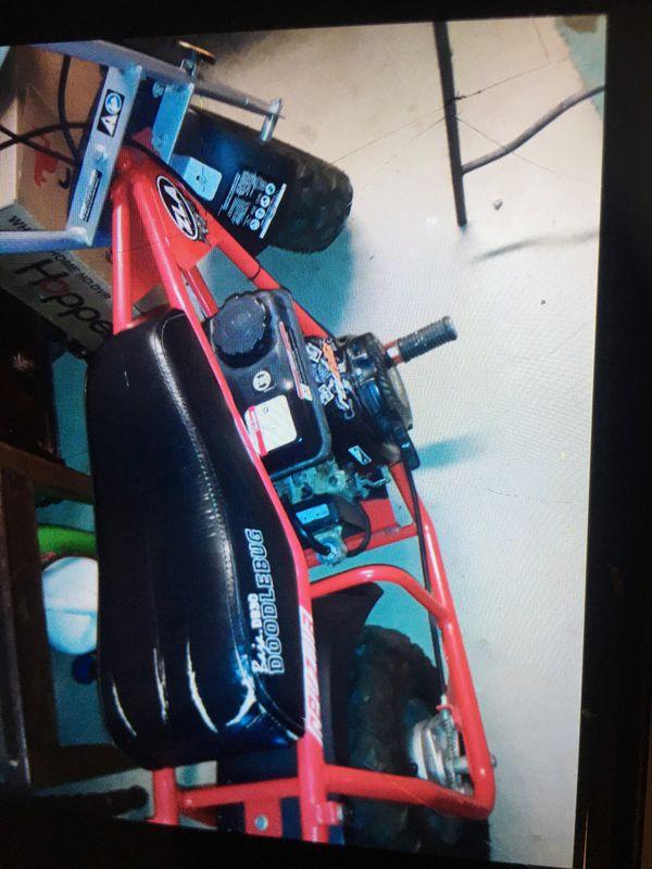Dootlebug mini bike same as pictures