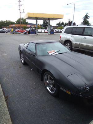 1984 chevy corvette for Sale in Kingston, WA