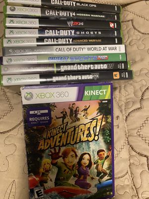Xbox 360 Games for Sale in San Marcos, CA