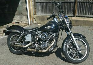 VINTAGE 1980 (1340CC) HARLEY DAVIDSON SHOVELHEAD for Sale in Dartmouth, MA