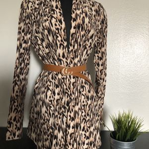 Women Clothing / Leopard Cardigan for Sale in Long Beach, CA