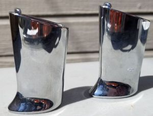 Harley Davidson Motorcycle Chrome Standoff for Turn Signals. Used! Check profile for more parts. for Sale in Imperial Beach, CA