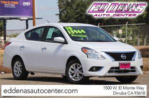 2018 Nissan Versa for Sale in Dinuba, CA