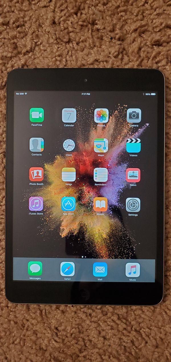 iPad Mini 16 GB Wifi + Cellular