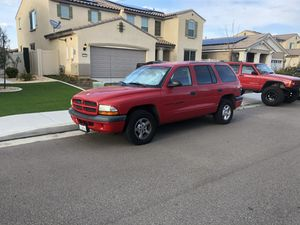 2001 Dodge Durango sport 4.6 v8 for Sale in Riverside, CA
