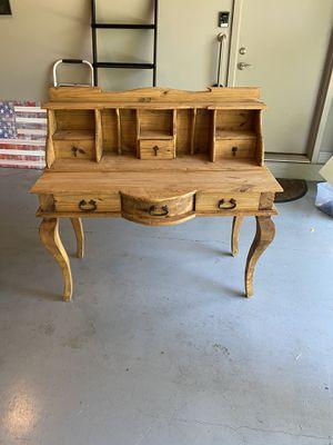 Solid Wood desk or foyer table for Sale in Nashville, TN