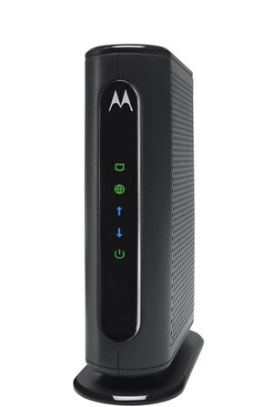 Motorola - DOCSIS 3.0 Cable Modem - Gray for Sale in Mountain View, CA