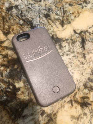 iPhone Lumee case for iPhone 6 for Sale in Seattle, WA