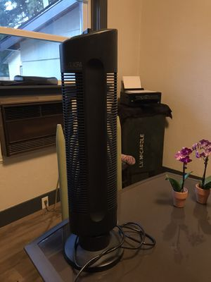 Sharper image Ionic breeze Quadra silent Air filtration for Sale in Medford, OR