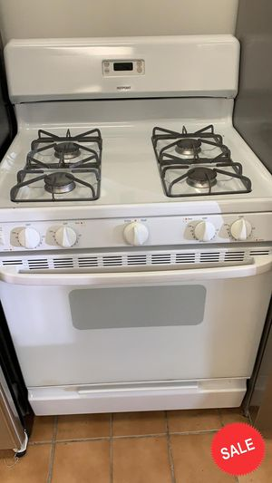 BLOWOUT SALE!Hot Point Gas Stove Oven LOWEST PRICES! Free Delivery #1564 for Sale in Glen Burnie, MD