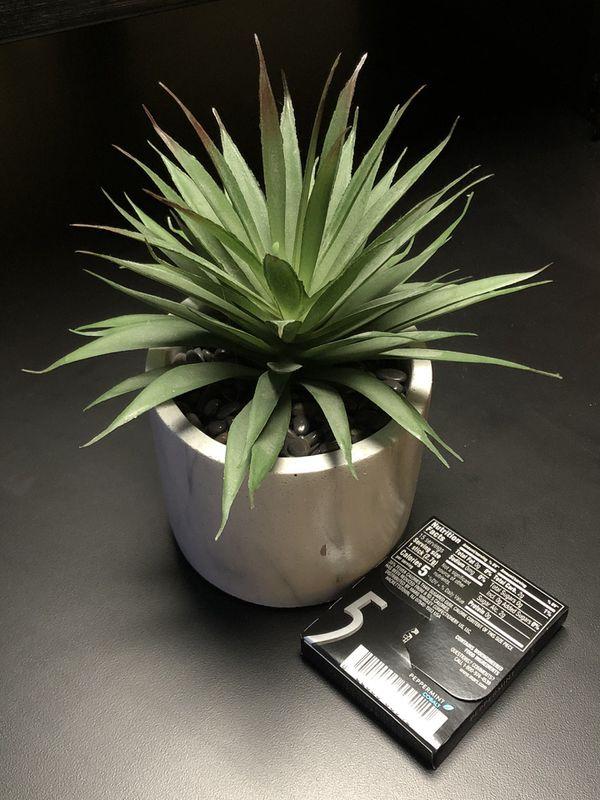 Adorable Tiny Companion Fake Plant