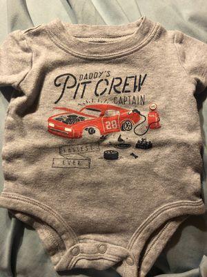 Baby boy onesie for Sale in Riverview, FL