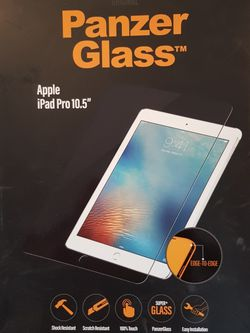 """Glass Screen Protector Ipaf Pro 10.5"""" for Sale in Aurora,  OR"""