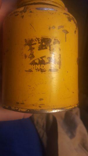 John Deere Vintage Oil Can for Sale in Metropolis, IL