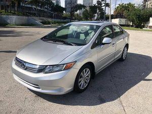 2012 Honda Civic Sdn for Sale in Miami, FL