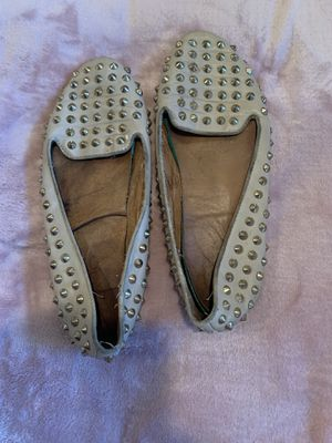 Women's worn dress shoes flats size 7.5/8 for Sale in Los Angeles, CA