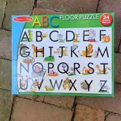 ABC Kids Floor Puzzle for Sale in Modesto,  CA