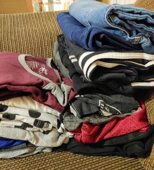 Used ladies clothes (Plusize) for Sale in Guadalupe, CA